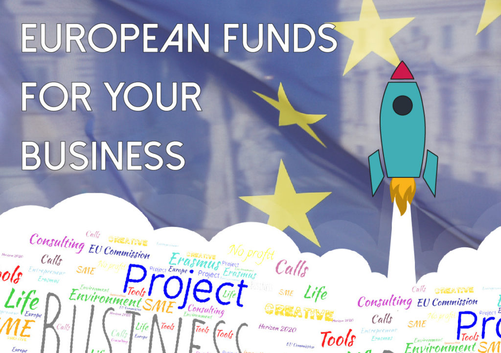 EUROPEAN FUNDS FOR YOUR BUSINESS   (ENGLISH LANGUAGE)